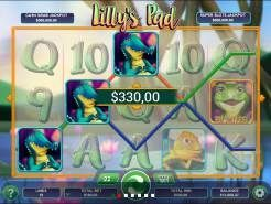 Lilly's Pad Slots