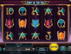 Spirit Of The Nile Slots